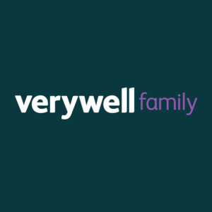 Logo for VeryWell Family article on drinking kombucha during pregnancy | Dallas IVF | Frisco and 4 Texas locations