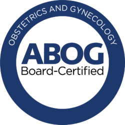 Dallas IVF ABOG OBGYN Board Certified