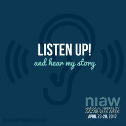National Infertility Awareness Week 2017
