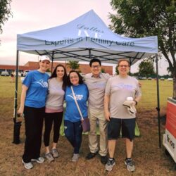 Dallas IVF attends Brave at Heart 5K/10K | Dallas IVF | Frisco & Dallas TX